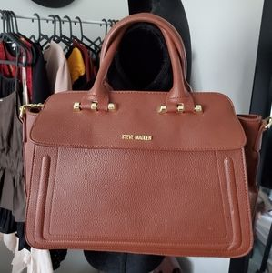 Steve madden brown purse